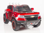 Magic Cars� Chevy Battery Powered 12 Volt Ride On Remote Control Truck For Kids W/Stereo