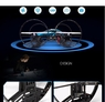 Camera RC Drone Easy To Fly Remote Control Quadcopter W/Nighttime LED