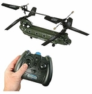 Chinook Remote Control (RC) Army Helicopters - Easy To Fly