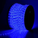 Christmas Lighting LED Rope Light 150ft Blue w/ Connector