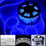 Christmas Lighting LED Rope Light 50ft Blue w/ Connector