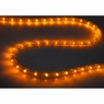 Christmas Lighting LED Rope Light 50ft Saffron w/ Connector