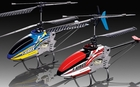 Big Unbreakable Blades DragonFire RC Helicopter - Easy Fly