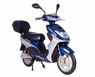 Electric Bicycle Moped W/500 Watt Brushless Motor -No Registration Or License Needed