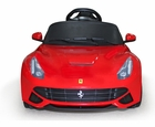 Magic Cars� Ferrari Ride On Battery Powered Car W/Keys & Mat