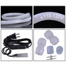 Flex LED Neon Rope Light Warm White 50' Holiday Lighting