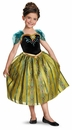 Frozen Anna Coronation Costume Child Size 7-8