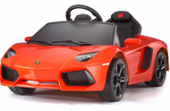Magic Cars® Kids Ride On RC Lamborghini Aventador Car W/Keys & Mat