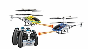 Laser Tag Combat Remote Control Helicopter Package