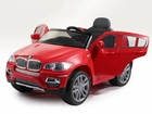 Magic Cars� Electric BMW SUV Ride On RC Car W/Leather Seat