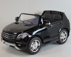 Magic Cars� 2 Seater Ride On RC Mercedes Benz ML Top Class 12 Volt Kid's Car