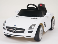 Magic Cars® Mercedes SLS 63 Ride On RC Car For Children W/Key