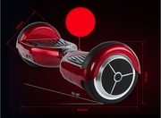 Electric Hoverboard Power Board Electric 2 Wheel Scooter Speeds To 10 MPH (More Fun Than Segway)
