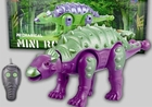 Armored Toy Dinosaur Remote Control Electric (RC) Dino