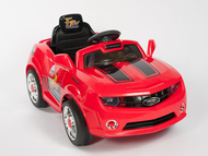 Magic Cars� Red Camaro Ride On Remote Control Car Power Wheels Style