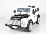 Magic Cars� Ride On Remote Control (RC) Land Rover Defender Off-Road Series