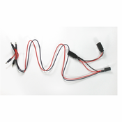 rockslide parts rock crawler redcat racing rrc 10f ramtech led system for front light buckets includes 4 leds and wiring