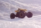 Snow Crawler Remote Control Truck - 3 People Can Play