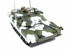 Special Edition Electric RC Abrams Tank In Winter Camo