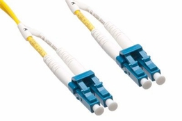 10 Meter - Singlemode Fiber Patch Cable - 9/125 - LC/LC