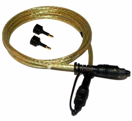 15 Foot Toslink Digital Optical Audio Fiber Cable Toslink Male to Male