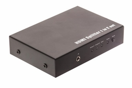 2-Way HDMI Splitter 3D Ready