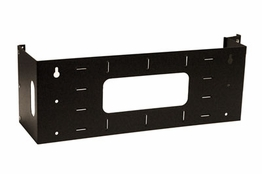4 RU - Hinged Wall Mount Bracket