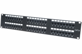 48 Port Patch Panel - Cat5e