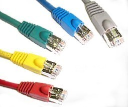 .5 Foot six Inch Category 5 CAT 5E Shielded Ethernet Network Cable STP
