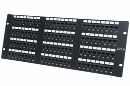96 Port Patch Panel - Cat5e