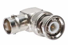 BNC Adapter - Right Angle - Male/Female