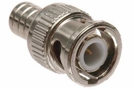 BNC Crimp Connector - Male - RG59 PVC