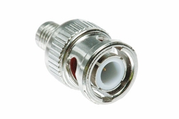 BNC Crimp Connector - Male - RG6 PVC