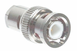 BNC Solder Connector -Male - RG58 PVC