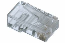 Cat5e Rated - RJ45 Connector - Flat Cable
