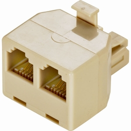 Couplers, Adapters, Line Splitter and Mounting Plates