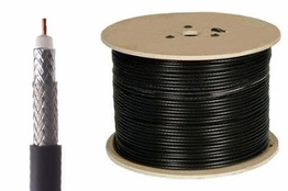 ECore Cables Low Loss 240 Coax Cable 1000FT