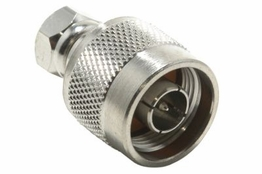 F-Type Male to N Male Adapter