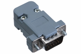HD15/VGA Crimp Connector Kit - Male