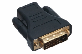 HDMI Female to DVI-D Dual Link Male Adapter