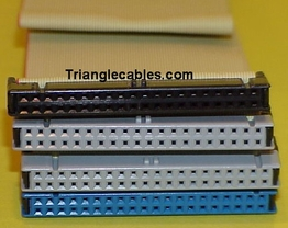 IDE Floppy SCSI Ribbon Cable