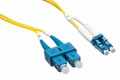 LC/SC Singlemode Fiber Patch Cable 9/125