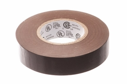 PVC Electrical Tape - Brown