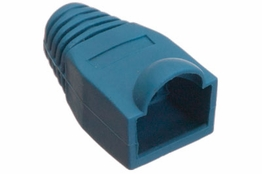 RJ45 Boot - Strain Relief - Blue