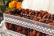 "1 1/8"" Natural Lace Trim #lace-112"