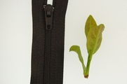 "15"" Black Zipper"