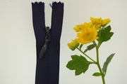 "15"" Navy Invisible Zipper"