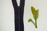 "16"" Navy Zipper"