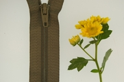 "19"" Dark Sage�Green Zipper"