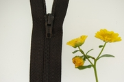 "22"" Black Zipper"